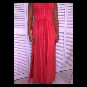 NWOT Calvin Klein maxi dress